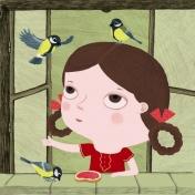 nathalie choux - les oiseaux