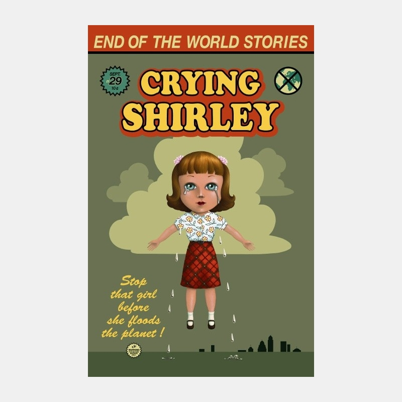 véronique dorey - crying shirley