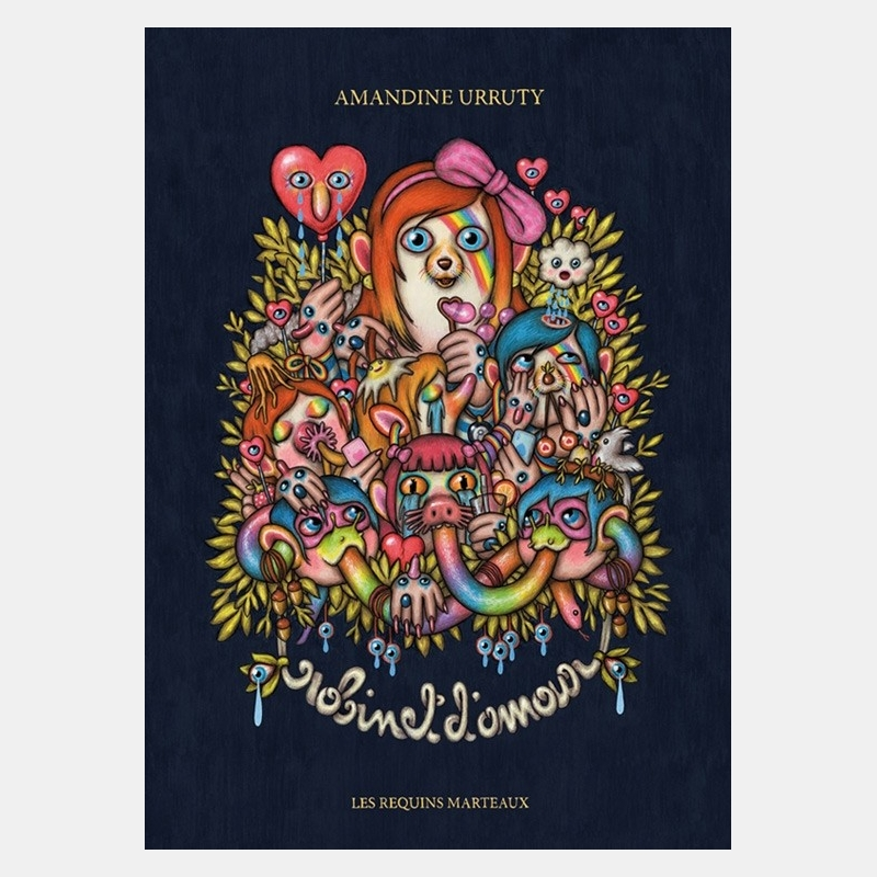 amandine urruty - robinet d'amour