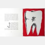 hervé di rosa - la leçon d'anatomie grotesque