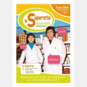 la superette - set of 20 cards
