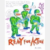 daniel johnston - ready for action