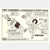 pierre la police - foot flashback