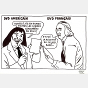 pierre la police - dvd américain