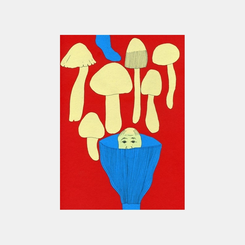 isabelle boinot - champignons etc... n°5