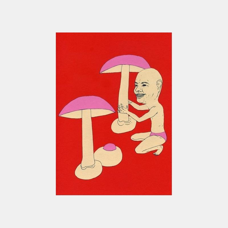 isabelle boinot - champignons etc... n°3