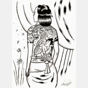 sergio mora - tatoueurs tatoués / 5