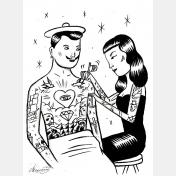 sergio mora - tatoueurs tatoués / 4