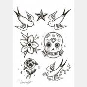 sergio mora - tatoueurs tatoués / 2
