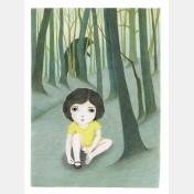 nathalie choux - en forêt