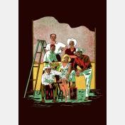 simon roussin - the misfits