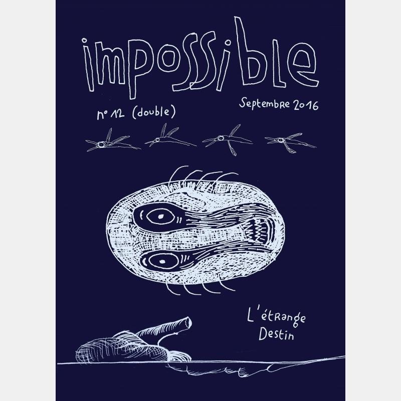 dupuy-berberian & j.ghosn / impossible n°12