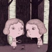 nathalie choux - dans la forêt