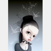 mijn schatje - black widow