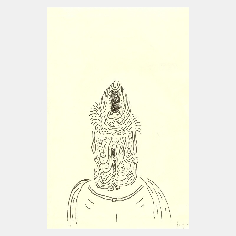 joseph ghosn - sketchbook n°3