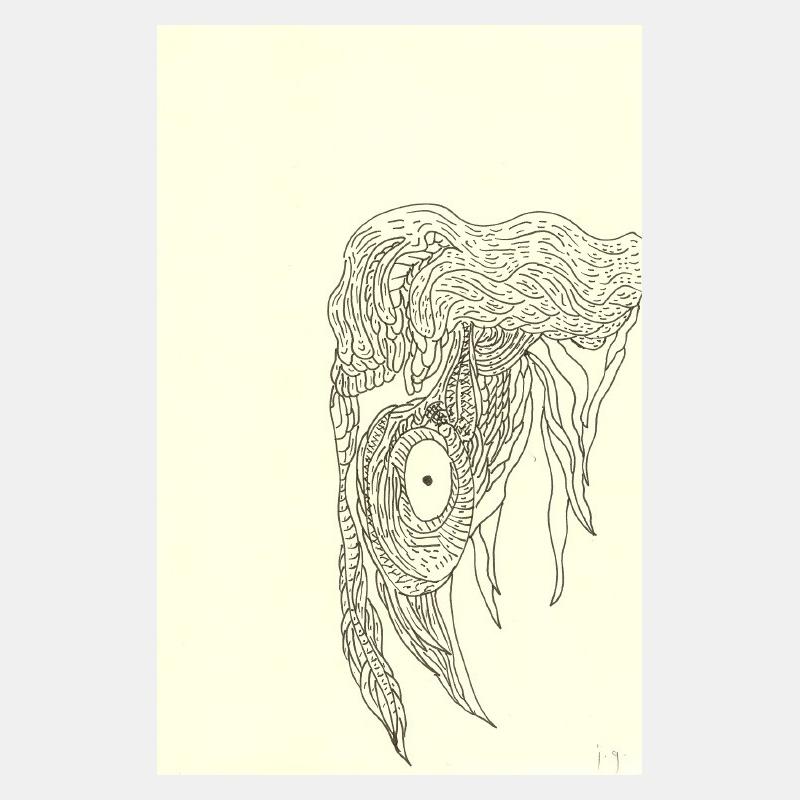 joseph ghosn - sketchbook n°1