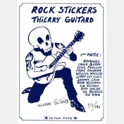 thierry guitard - rock stickers