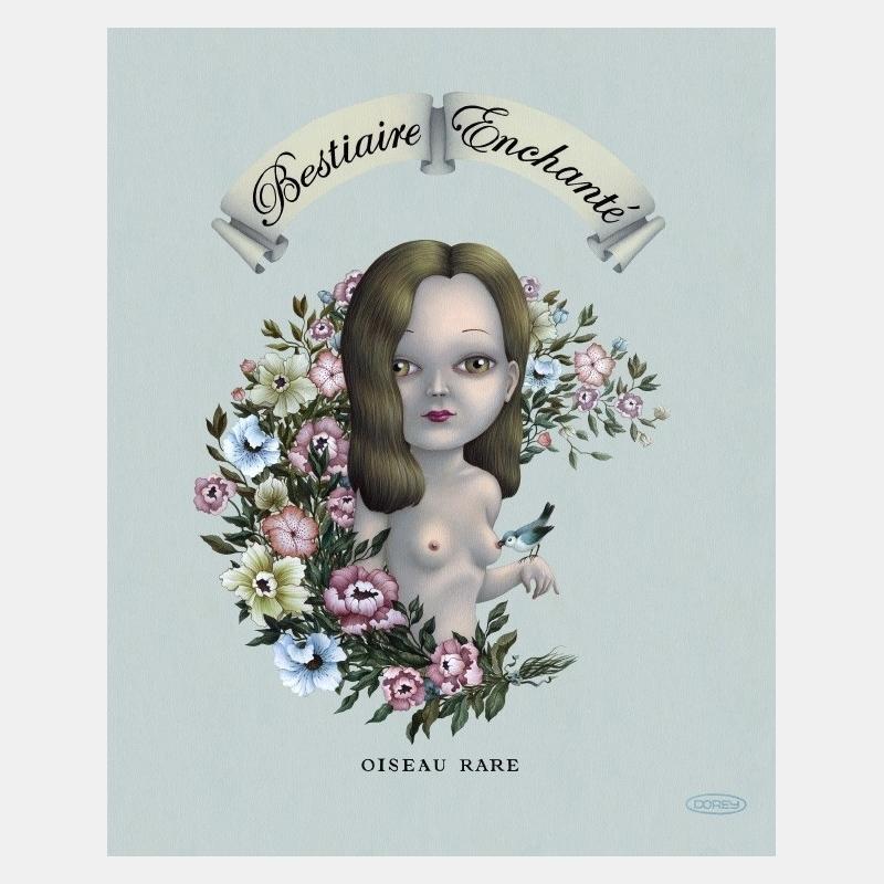 véronique dorey - set of 6 deluxe cards
