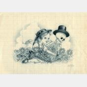 véronique dorey - set of 20 cards
