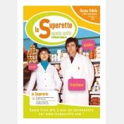 la superette - set of 20 cards