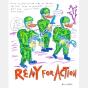 daniel johnston - ready for action