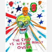 daniel johnston - the end is never overed