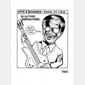pierre la police - la guitare suppositoire
