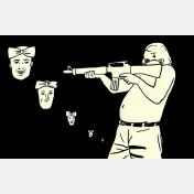 pierre la police - ball-trap