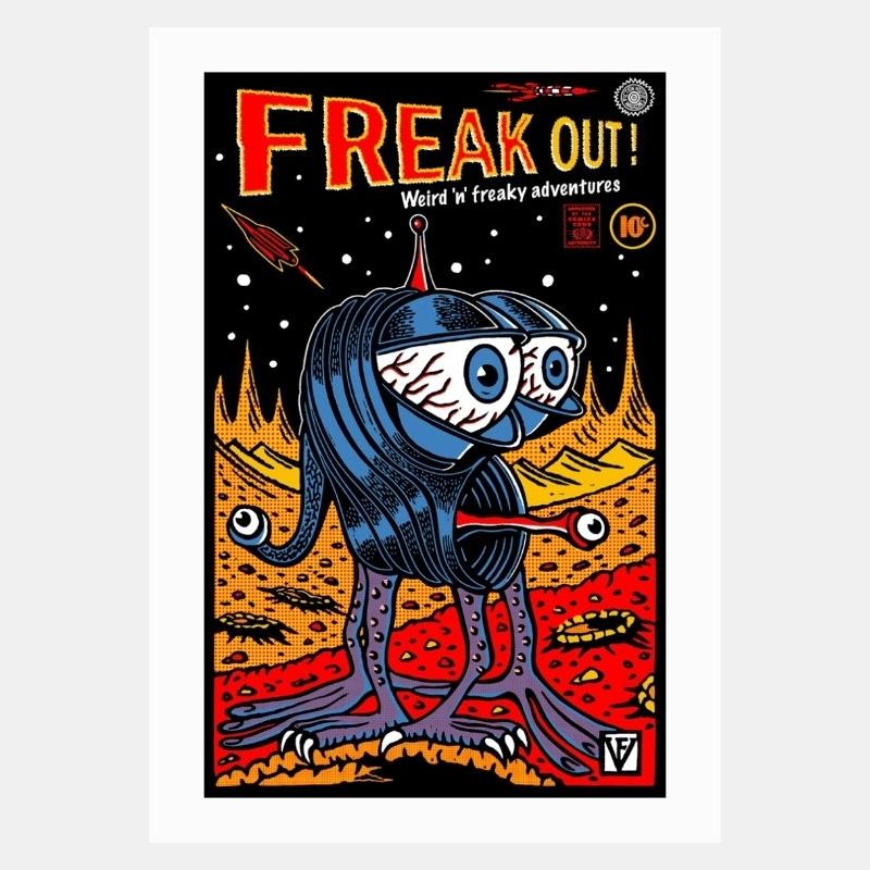 frédéric voisin - freak out !