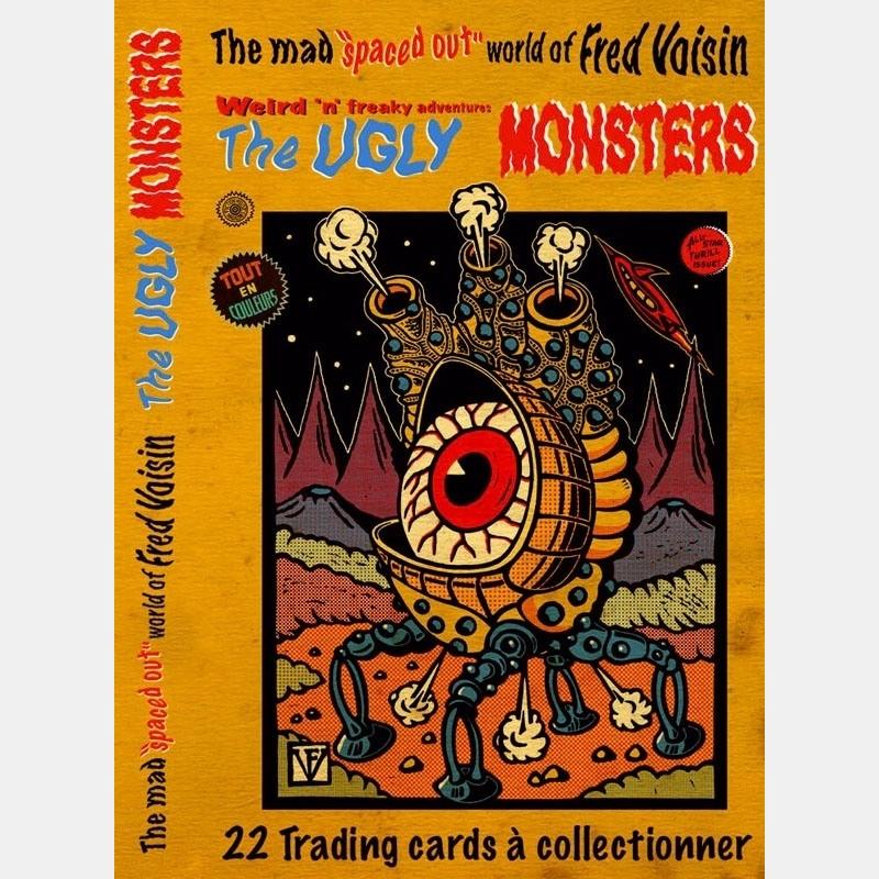 frédéric voisin - the ugly monsters