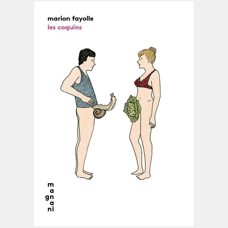 marion fayolle - les coquins